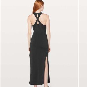 New LULULEMON Restore Revitalize Maxi Dress 8
